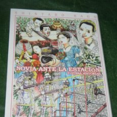Cómics: NOVIA ANTE LA ESTACION, Y OTRAS HISTORIAS, DE SHINTARO KAGO -EDT 2012. Lote 207100453