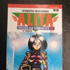 Cómics: ALITA ÁNGEL DE COMBATE 3ª PARTE 4 DE 9, YUKITO KISHIRO. MANGA.. Lote 207143305