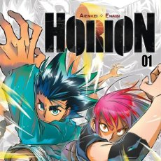 Cómics: HORION 01. Lote 207153673