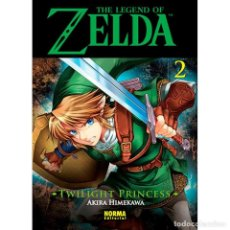 Cómics: THE LEGEND OF ZELDA. TWILIGHT PRINCESS 2 - AKIRA HIMEKAWA - MANGA. Lote 207965585