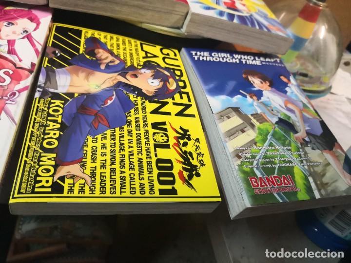 Cómics: Colección De 10 Cómics Manga - diferentes ediciones - Foto 4 - 208364533
