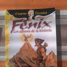 Cómics: FENIX LOS ALBORES DE LA HISTORIA - COMIC - MANGA. Lote 210597403