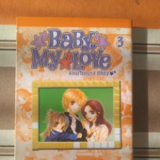 Cómics: BABY MY LOVE 3- COMIC - MANGA. Lote 210598826