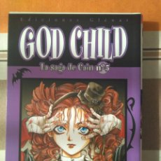 Cómics: GOD CHLID 5 - COMIC - MANGA. Lote 210599265