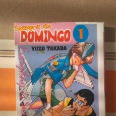 Cómics: SIEMPRE ES DOMINGO 1 - COMIC - MANGA. Lote 210600513