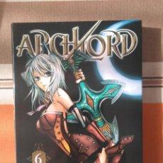 Cómics: ARCHLORD 6 - COMIC - MANGA. Lote 210601147