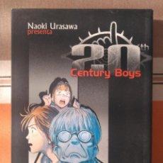 Cómics: 20 CENTURY BOYS 14 - COMIC - MANGA. Lote 210601218