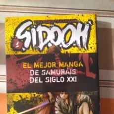 Cómics: SIDOOH 1 - COMIC - MANGA. Lote 210601483