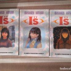 Cómics: IS 10 11 13 - COMIC - MANGA. Lote 210601962