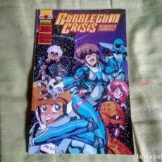 Cómics: COMIC BUBBLEGUM CRISIS Nº1 DE ADAM WARREN EDITADO POR NORMA AÑO 1995 . MANGA. Lote 210755455