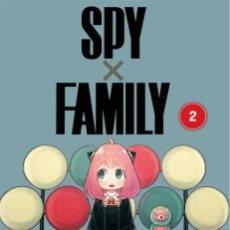 Cómics: SPY X FAMILY 2 - IVREA / MANGA. Lote 210762086