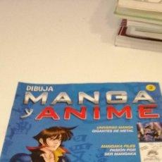Cómics: G-12 DIBUJA MANGA Y ANIME PLANETA DEAGOSTINI Nº 3. Lote 210978009