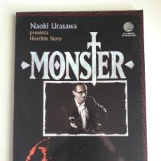 Cómics: TOMO MONSTER ( NAOKI URASAWA) NUM 29 DE 36. Lote 211553684