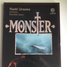 Cómics: TOMO MONSTER ( NAOKI URASAWA) NUM 31 DE 36. Lote 211553800