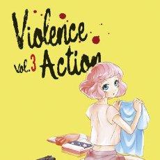 Cómics: CÓMICS. MANGA. VIOLENCE ACTION 3 - RENJI ASAI/SHIN SAWADA. Lote 211580952