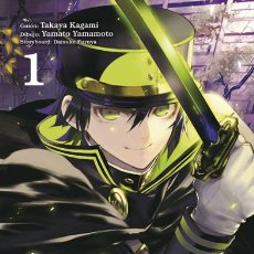 Cómics: CÓMICS. MANGA. PACK DE INICIACIÓN SERAPH OF THE END - KAGAMI/YAMATO YAMAMOTO. Lote 211621094