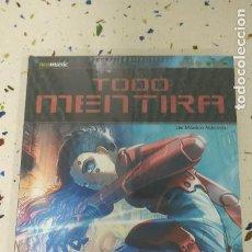Cómics: TODO MENTIRA MONICA NARANJO COMIC TIPO MANGA. Lote 211623147