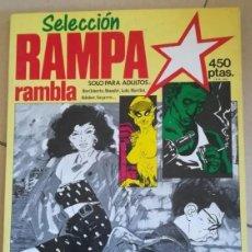 Cómics: COMIC RAMPA - RAMBLA , NÚMERO 3. 1984. Lote 212751332