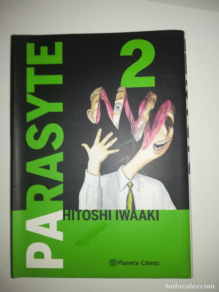 PARASYTE #2 (PLANETA) (Tebeos y Comics - Manga)