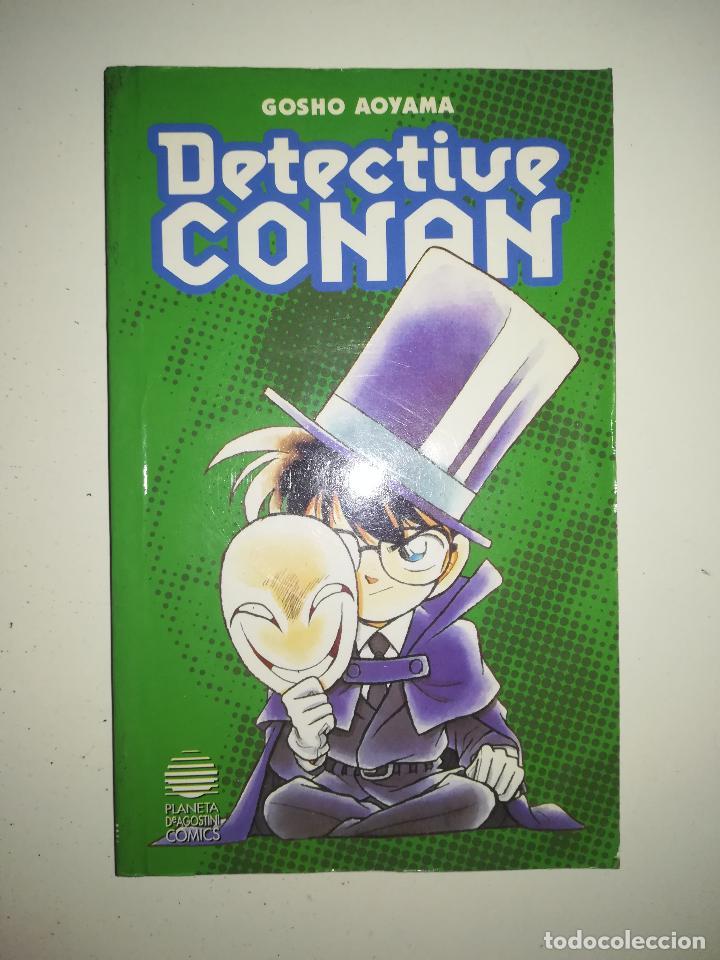 DETECTIVE CONAN VOL 1 #8 PRIMERA EDICION (Tebeos y Comics - Manga)