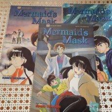 Cómics: MERMAID'S MASK. 1 AL 3. COMPLETA. RUMIKO TAKAHASHI. ORIGINAL USA. Lote 213963548