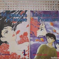 Cómics: MERMAID'S PROMISE. 1 AL 4. COMPLETA. RUMIKO TAKAHASHI. ORIGINAL USA. Lote 213963820