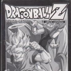 Cómics: DRAGON BALL Z ANIME COMICS EDICIÓ CATALANA EL RENAIXEMENT DE LA FUSIÓ 1995. Lote 213986476
