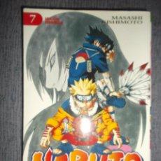 Comics : NARUTO Nº 7 (DE 72), MASASHI KISHIMOTO. Lote 214566766