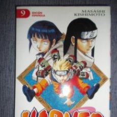 Comics : NARUTO Nº 9 (DE 72), MASASHI KISHIMOTO. Lote 214566927