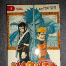 Comics : NARUTO Nº 4 (DE 72), MASASHI KISHIMOTO. Lote 214801070
