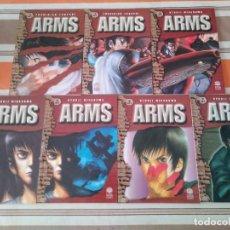 Cómics: ARMS COMPLETA - COMIC MANGA. Lote 215456587