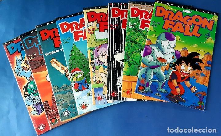 Cómics: DRAGON FALL-COMPLETA CON LOS DOS ESPECIALES-EXCELENTE ESTADO - Foto 2 - 215699317
