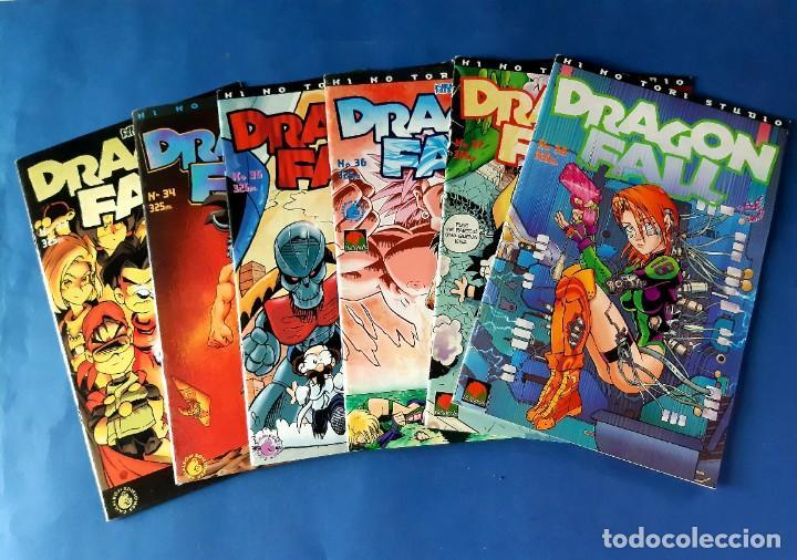 Cómics: DRAGON FALL-COMPLETA CON LOS DOS ESPECIALES-EXCELENTE ESTADO - Foto 7 - 215699317