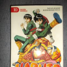 Comics : NARUTO Nº 10 (DE 72), MASASHI KISHIMOTO. Lote 215837333