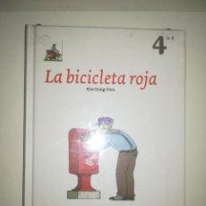 Comics : LA BICICLETA ROJA #4 (PLANETA). Lote 216378686