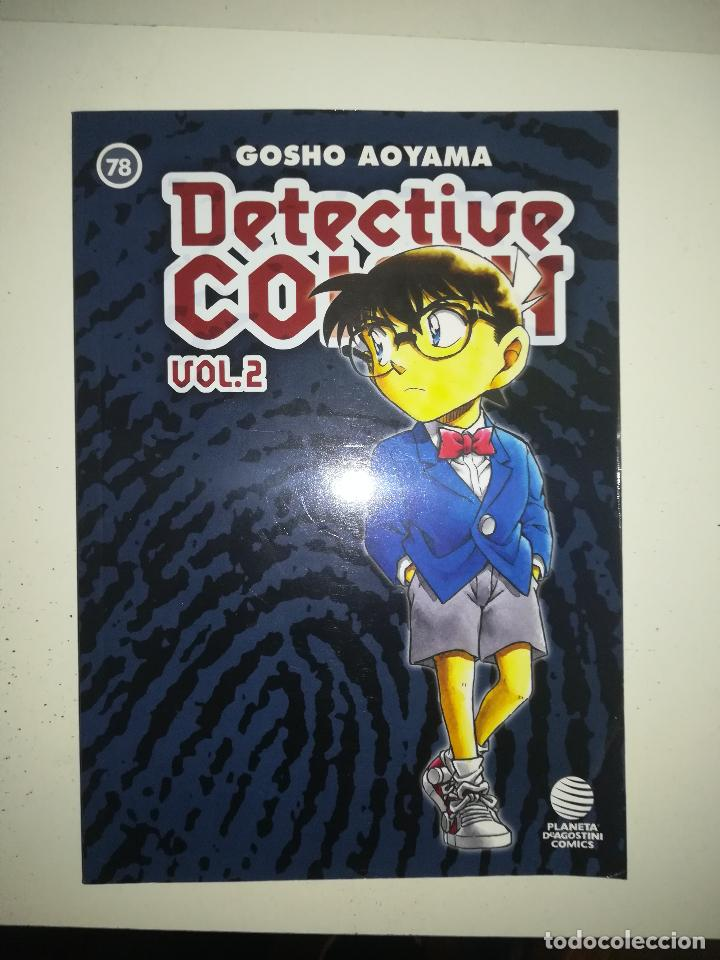 DETECTIVE CONAN VOL 2 #78 (PLANETA) (Tebeos y Comics - Manga)