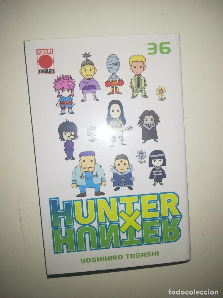 HUNTER X HUNTER #36 (PANINI) (Tebeos y Comics - Manga)