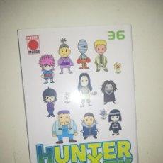 Cómics: HUNTER X HUNTER #36 (PANINI). Lote 216617646