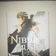 Cómics: NIBIIRO MUSICA #1 (IVREA). Lote 216617678