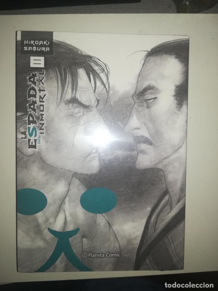 LA ESPADA DEL INMORTAL INTEGRAL #8 (PLANETA) (Tebeos y Comics - Manga)