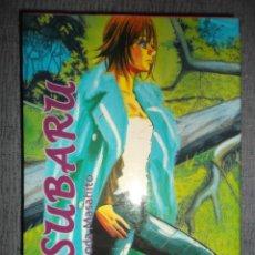 Comics: SUBARU Nº 11 (DE 11), MASAHITO SODA. Lote 216927163