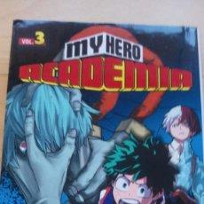 Cómics: MY HERO ACADEMIA 3. Lote 217545627
