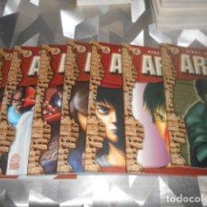 Cómics: OBRA COMPLETA EN 7 NUMEROS DE ARMS - RYOUJI MINAGAWA. Lote 217589102