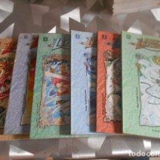Cómics: OBRA COMPLETA EN 6 NUMEROS DE LUCHADORAS DE LEYENDA - CLAMP. Lote 217589152