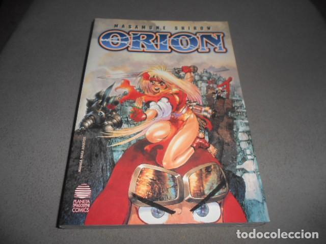 OBRA COMPLETA ORION - MASAMUNE SHIROW (Tebeos y Comics - Manga)