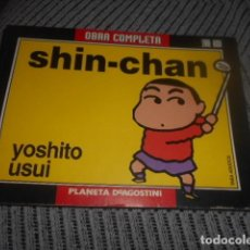 Cómics: OBRA COMPLETA SHIN - CHAN - PLANETA. Lote 217616562