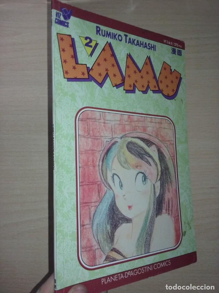 LAMU. Nº 2 DE 8 - RUMIKO TAKAHASHI (PLANETA AGOSTINI) (Tebeos y Comics - Manga)