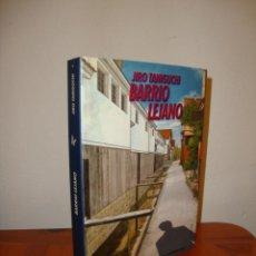 Comics: BARRIO LEJANO - JIRO TANIGUCHI - MUY BUEN ESTADO, COMPLETO EN UN SOLO VOLUMEN. Lote 217969508