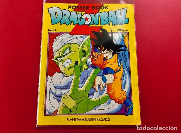 Cómics: Poster Book Dragon Ball 1 -EXCELENTE ESTADO-COMPLETO - Foto 2 - 218391650