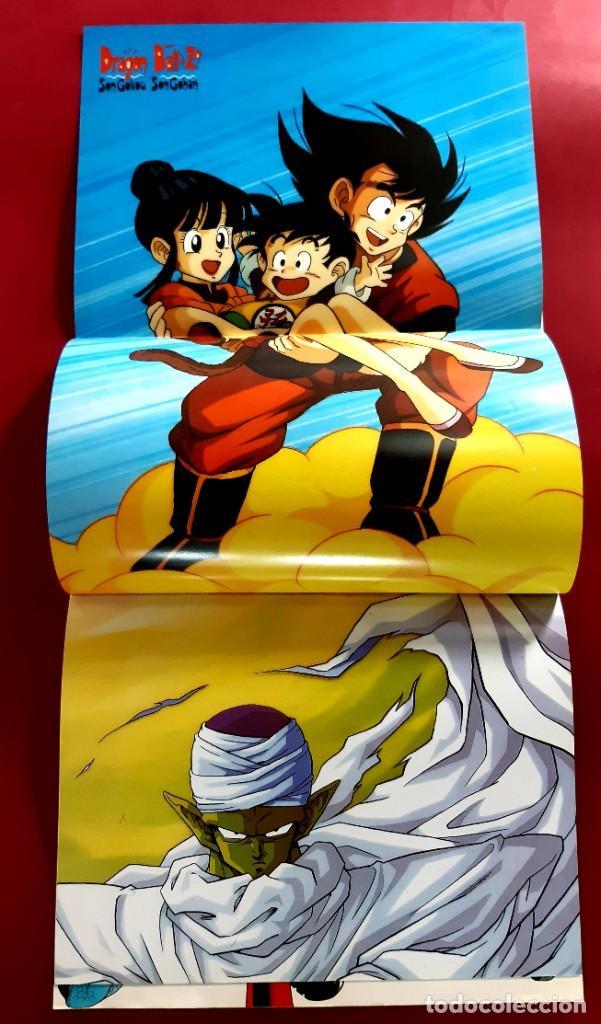 Cómics: Poster Book Dragon Ball 1 -EXCELENTE ESTADO-COMPLETO - Foto 3 - 218391650